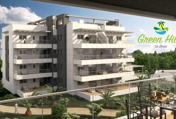 Appartement vue mer Alicante Voguimmo Agence immobiliere française Costa Blanca