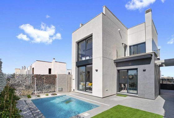 A vendre Villas modernes clés en main à Villamartin