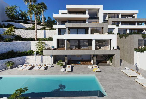 A vendre en Espagne Appartements de luxe, résidence Golf Suite La Sella Voguimmo